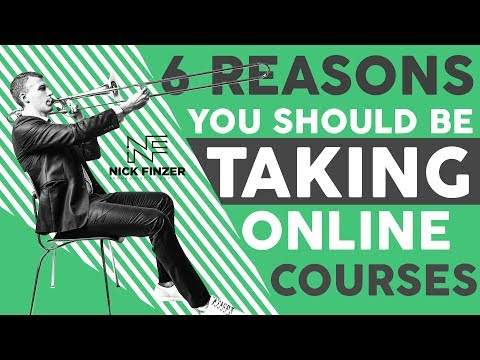 6 reasons you should be taking online courses | Vlog S.2 Ep. 2