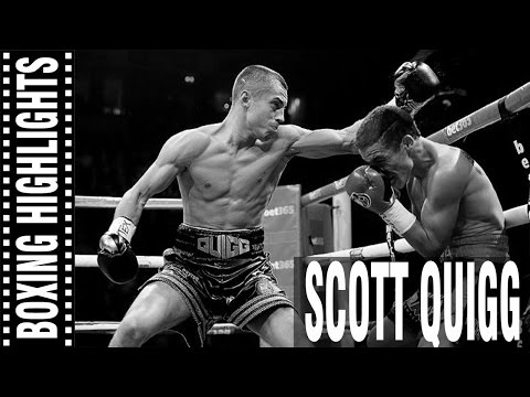 Scott Quigg Highlights