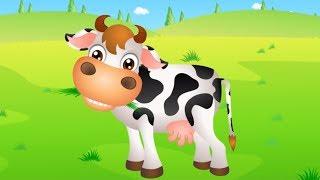 Bajka dla dzieci o zwierzętach w gospodarstwie