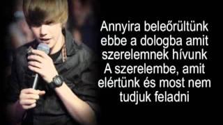 Justin Bieber ft. Jessica Jarrell - Overboard magyar felirattal
