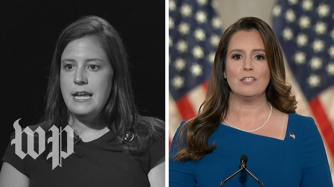 How Elise Stefanik evolved from moderate Republican to Trump loyalist