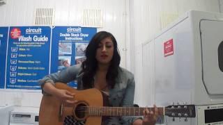 Eliza Doolittle - ROLLERBLADES - (Cover) acoustic pack up skinny live