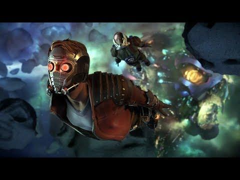 Guardians of the Galaxy TTG - Стражи галактики от Telltale Games на Android и iOS