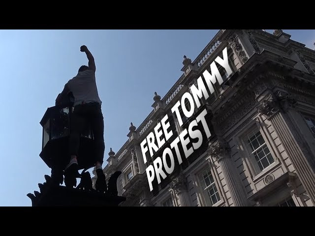 Free+Tommy+Protest