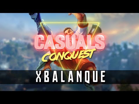 Xbalanque: Casual Conquest | You don't want 17 stacks on Xbal.