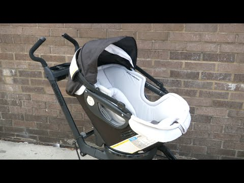 G3 Infant Car Seat Review from Orbit Baby - YouTube