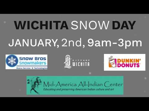 Lukas & Careth In The Morning - Snow Day in Wichita Today!