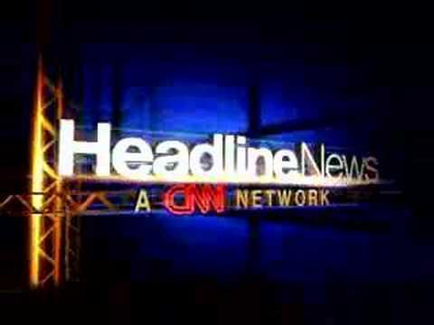 CNN Headline News ID -- Stephen Arnold Music