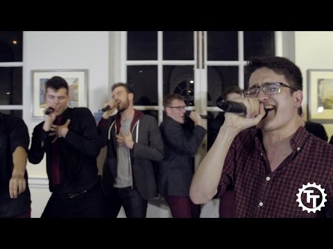 I Saw Her Standing There (The Beatles) - The Techtonics (Live A Cappella) - ICCA 2016