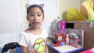 Pretend Play Toy Shop for New Toys