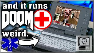 This Laptop Could Literally Save Your Life | Nostalgia Nerd