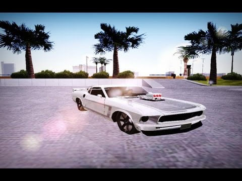 1969 Ford Mustang Boss 302 (GTA:SA)