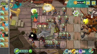 Plants vs Zombies 2 destroys all the final bosses