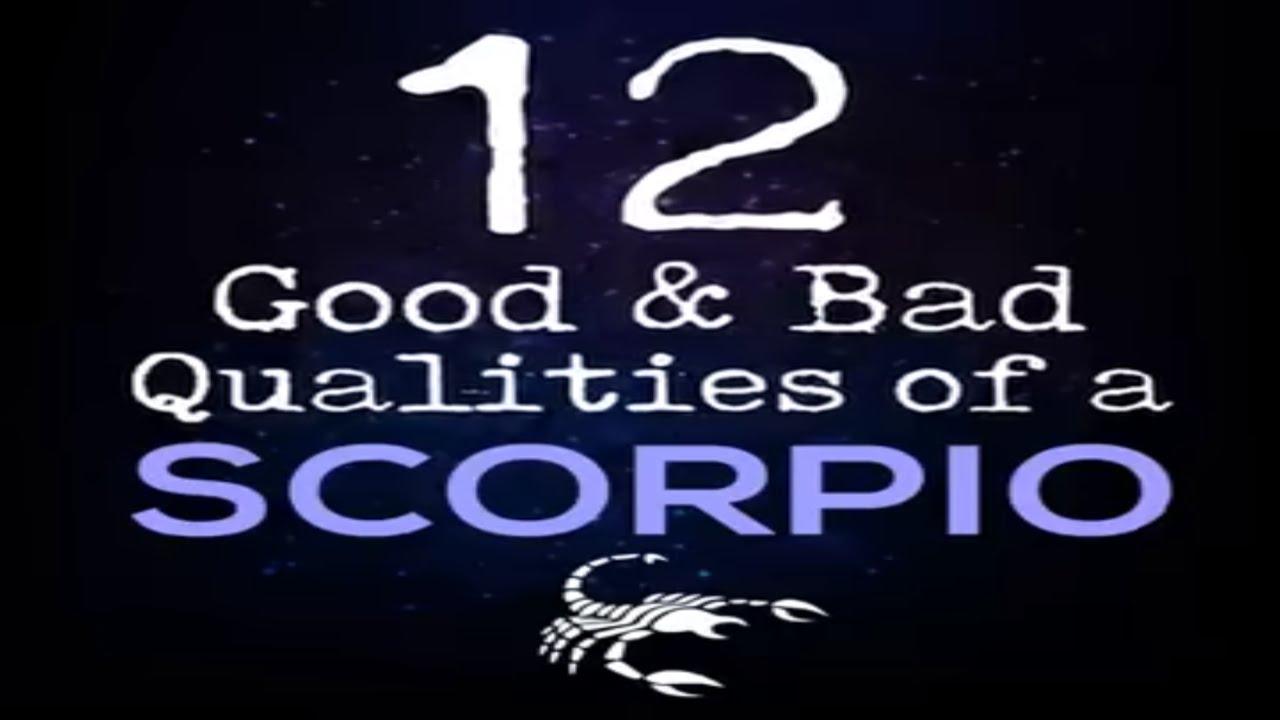 astrological scorpio personality