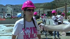 Building Veteran Homes at 8th Annual Women's Empowerment Build