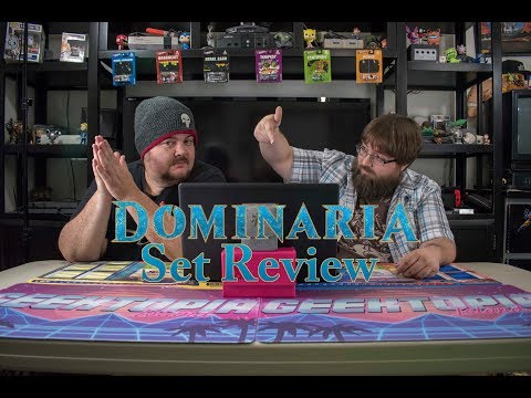 MTG | Cardwell's Cauldron: Dominaria Set Review + Giveaway