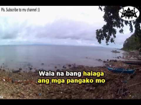 Renz Verano ~ ibang-iba ka na nga - Karaoke version