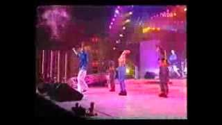 "1996/1997 WDR Silvesterparty - Masterboy ""Show me colours"" live"