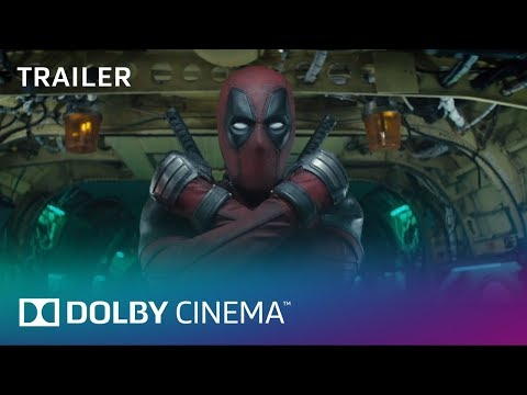 Deadpool 2 - The Official Trailer | Dolby Cinema | Dolby