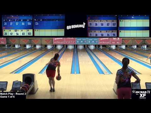 2017 Go Bowling PWBA Players Championship - Round 3 Match Play