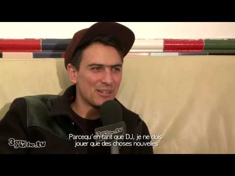 Un Café Avec Boys Noize - Interview VOST