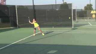 Arkansas Tech Tennis - GAC Individual Championships 9/23/16