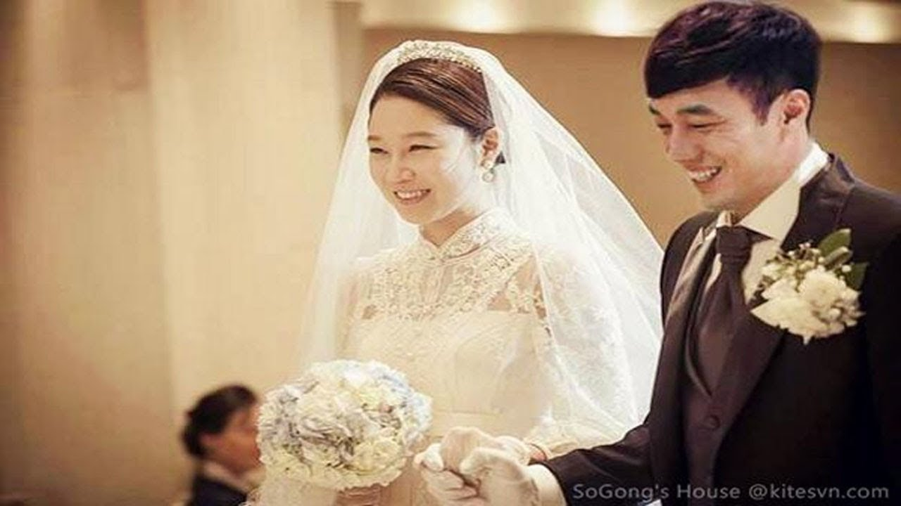 Photo of so ji sub ภาพยนตร์และรายการโทรทัศน์ – [BREAKING]  So Ji Sub Official Married To 17 Years Younger Announcer Jo Eun Jung.