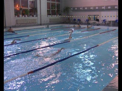 Телеканал ІНТБ: У Тернопільській ДЮСШ №2 плаванням займаються діти з інвалідністю