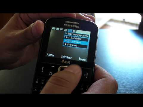 Samsung E2222 Ch@t222 DUOS Review HD ( In Romana ) - Www.TelefonulTau.eu -