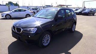 видео Обзор BMW X 3 2015