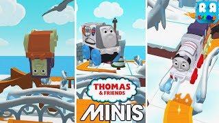 Unlock All Space Engine: Spencer, Gordon and Iron Bert - Thomas & Friends Minis