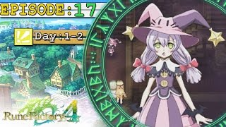 rune factory 4 ep 17 obsidian mansion 2spooky4me