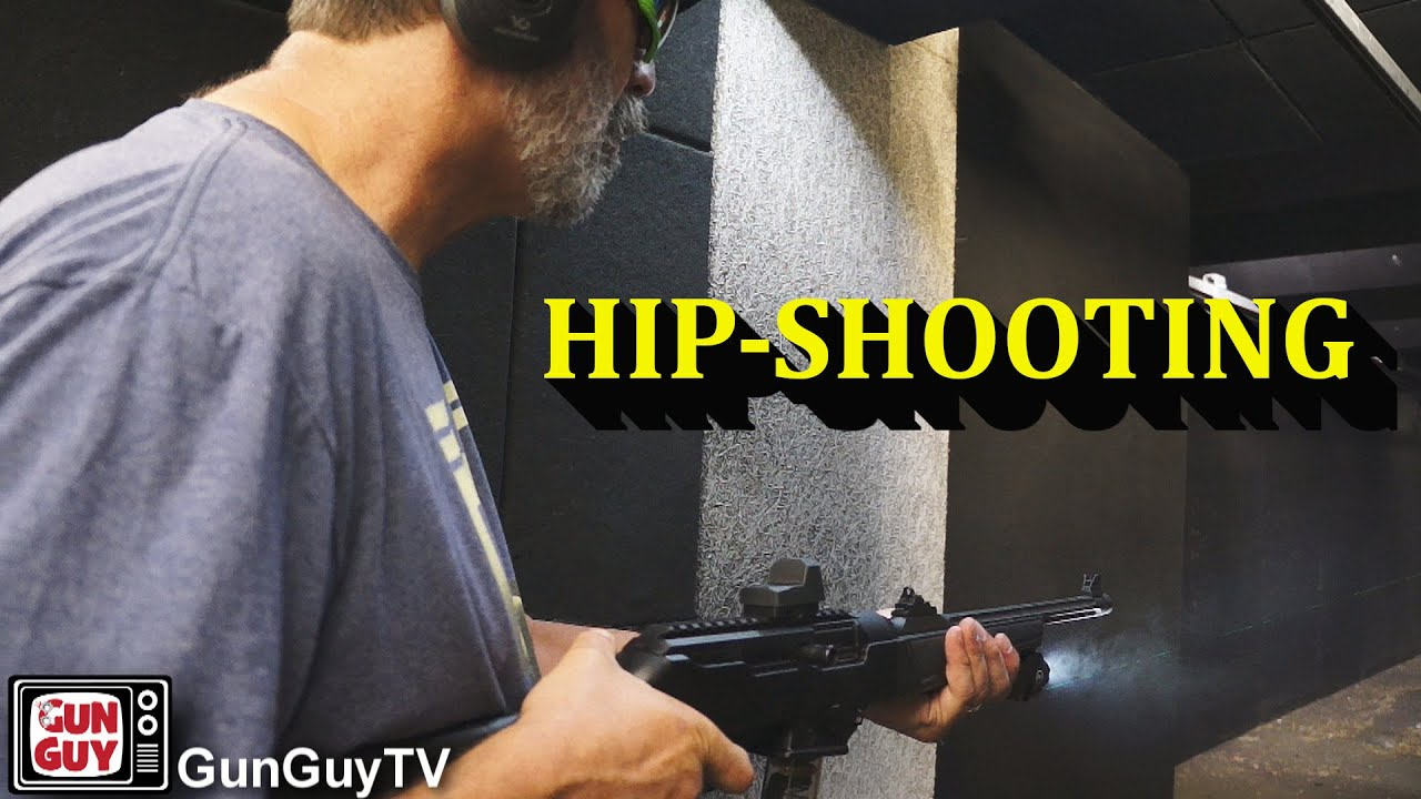 Hip-Shooting With a Rifle - Does It Work?