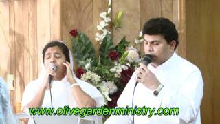 Malayalam Worship Song.(KANUNNU NJAN)-Part-1