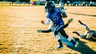 5U Championship Central Dekalb vs Old National Youth Football Highlights