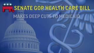 Senate GOP Health Care Bill Hits Early Hurdles