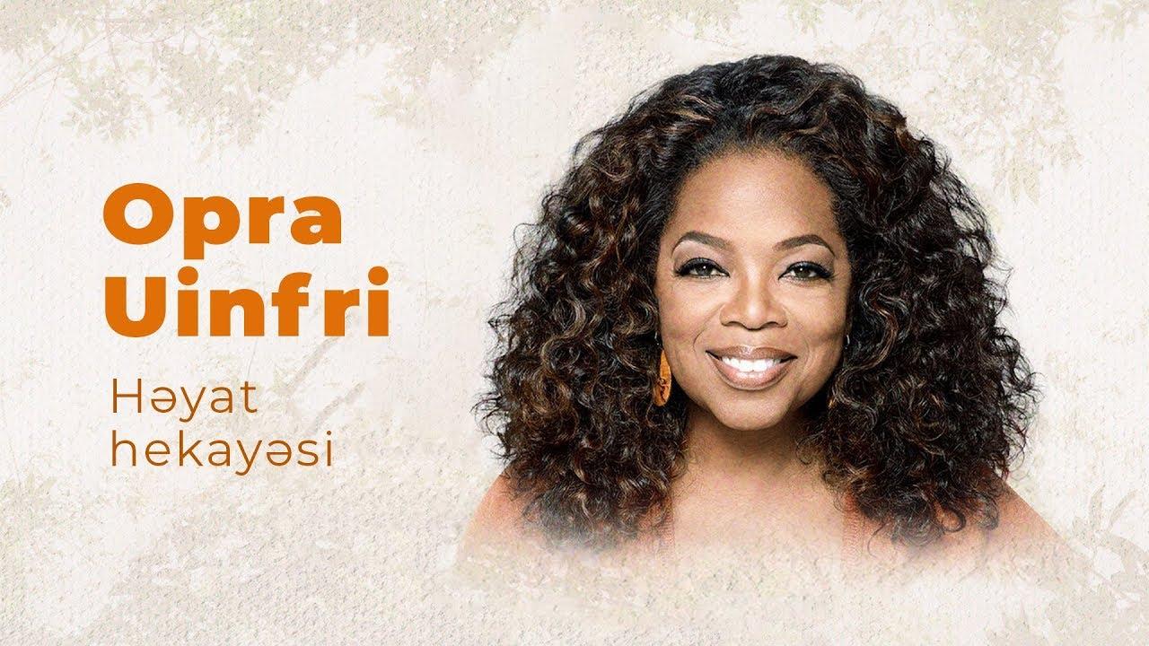 Download Opra Uinfri-nin Həyat Hekayəsi  |  Oprah Winfrey Life Story
