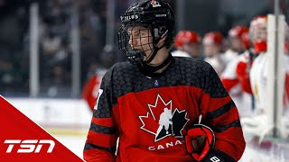 Can Bedard crack Canada's World Junior roster at 16?