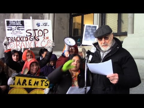 Protest Says Stop All New Natural Gas Power Plants - The Struggle