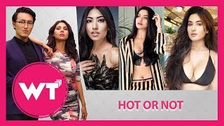 NEPALI CELEBRITY'S AIRPORT LOOK !! HOT OR NOT  || WHAT'S TRENDING || EPISODE 12 || AP1HD
