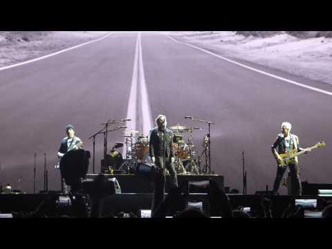 U2 - Where the Streets Have No Name (Houston 05.24.17) HD
