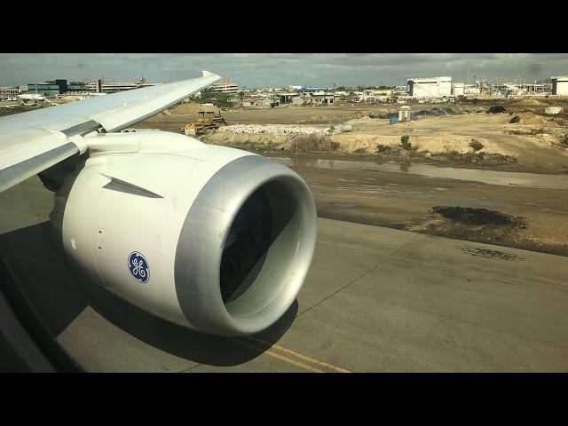 AeroMexico 787-8 takeoff from TIJ