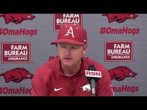 Dave Van Horn recaps 7-3 win over Alabama