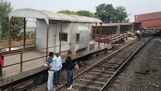 Live Train Accident  Indian Railways 😱😱😱
