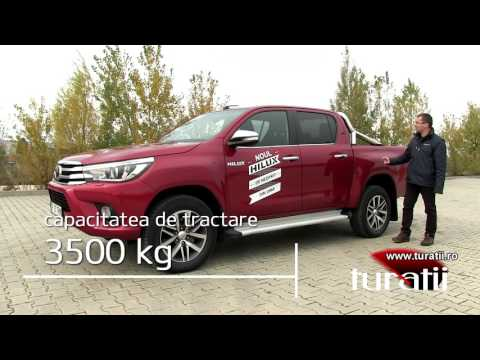 Toyota Hilux 2.4l D-4D AT6 4x4 explicit video 1 of 4