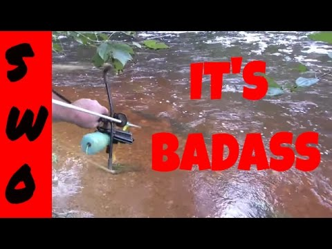 Slingshot Bowfishing