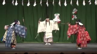 2017年2月12日(日)広島・島根交流神楽-月一の舞い-神楽が語る-名刀伝説-...