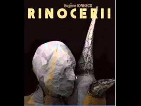 Eugene Ionesco. Rinocerii. (Teatru Radiofonic)