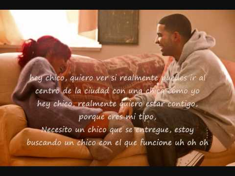 Rihanna - What's My Name? ft. Drake (traducida al...