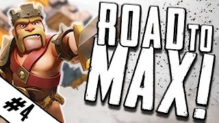 "Clash Of Clans | ""ROAD TO MAX TH7 EP.4"" MAX Archers + BIG Loot Raid"